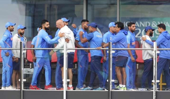 वर्ल्ड कप 2019: सेमीफाइनल में हार के बावजूद बीसीसीआई ने भारतीय टीम को सराहा- India TV