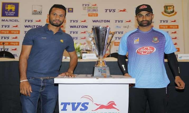 श्रीलंका पहुंचने पर...- India TV