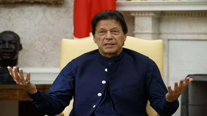 pakistan imran khan- India TV