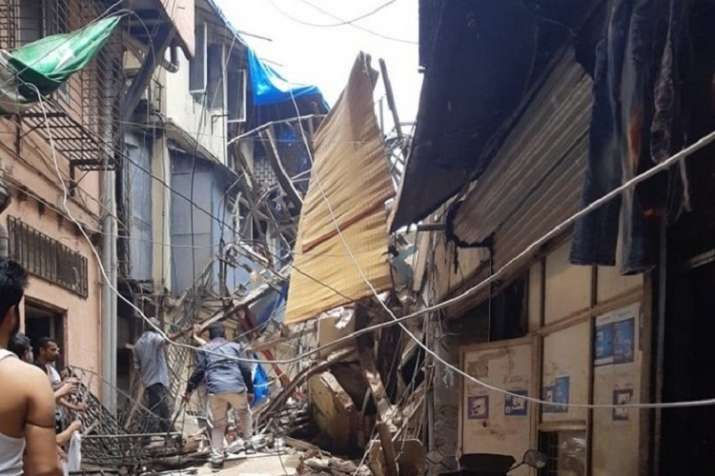 Mumbai Building Collapse in Dongri Live Updates- India TV