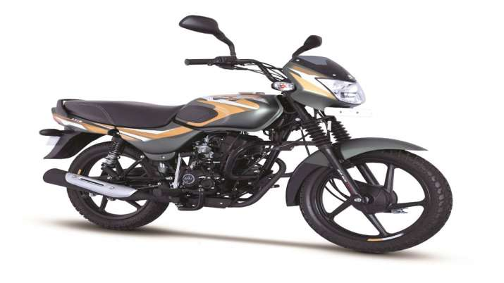 Bajaj Auto Launches an All New CT110 motorcycle- India TV Paisa