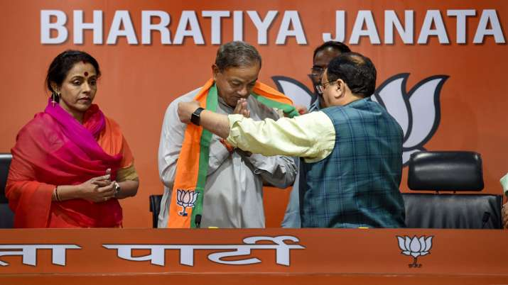 Congress, Sanjay Singh, Amita Singh, BJP - India TV