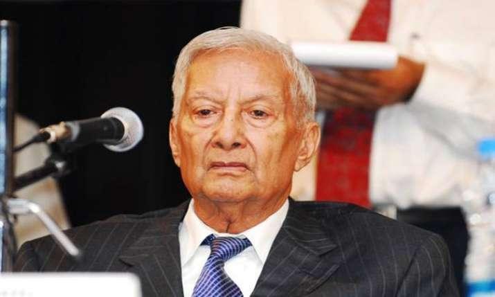 Industrialist B K Birla passes away- India TV Paisa