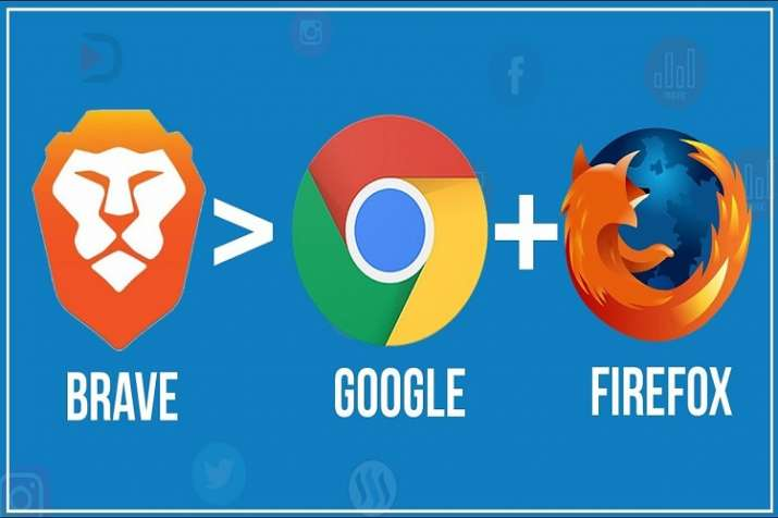 Brave vs Chrome vs Firefox Browser- India TV Paisa