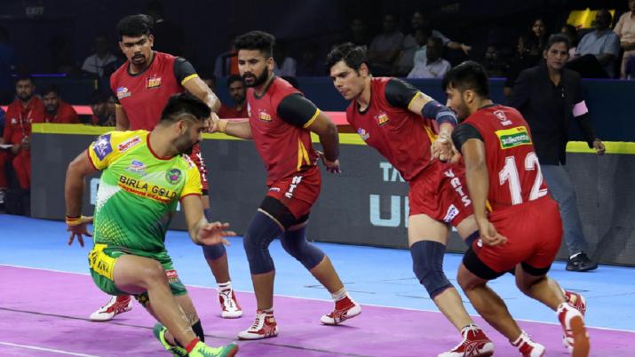 Pro Kabaddi League 2019: बेंगलुरु...- India TV
