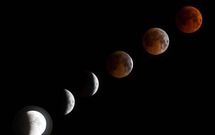 Lunar eclipse 2019- India TV