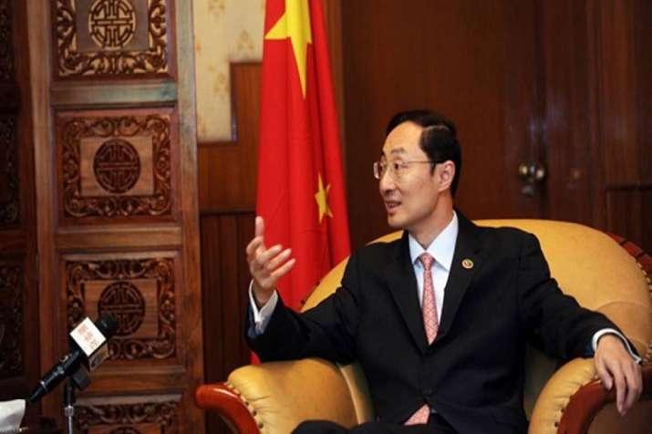 भारत में चीन के नये राजदूत सुन वेईडांग- India TV Paisa