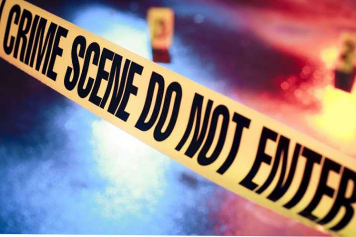 Crime Scene GFX- India TV