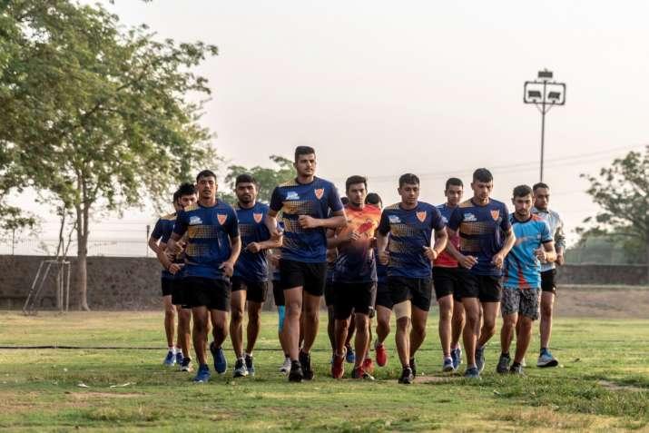 VIVO Pro Kabaddi League 2019: Telugu Titans vs dabang delhi kc- India TV