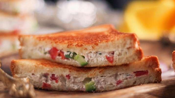 'दही सूजी सैंडविच- India TV