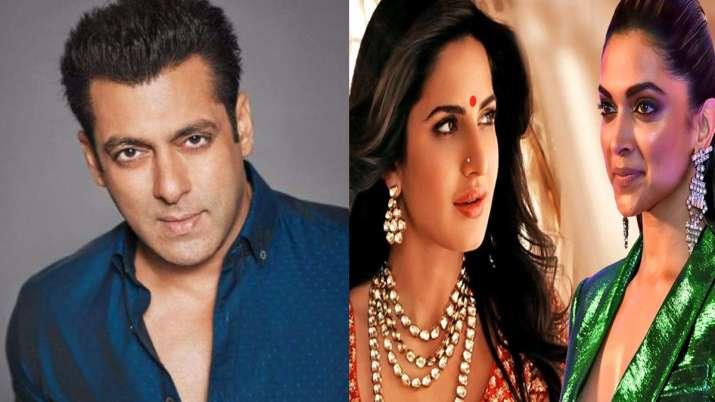 सलमान खान और कैटरीना...- India TV
