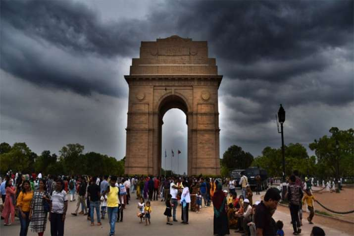Delhi Weather Update, IMD says rainfall likely on Tuesday- India TV