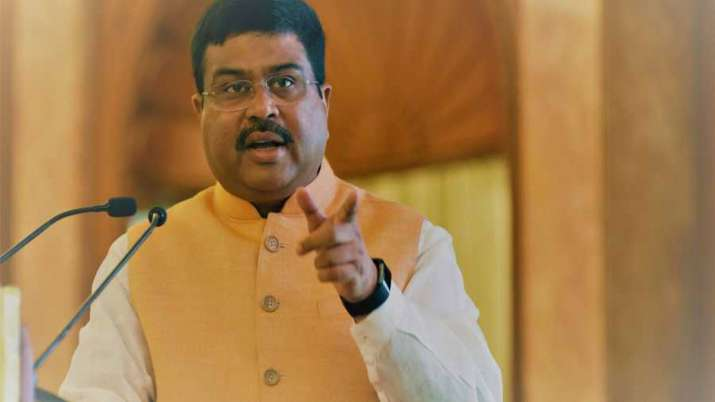 Steel can play crucial role in Jal Jeevan Mission, says Pradhan- India TV Paisa