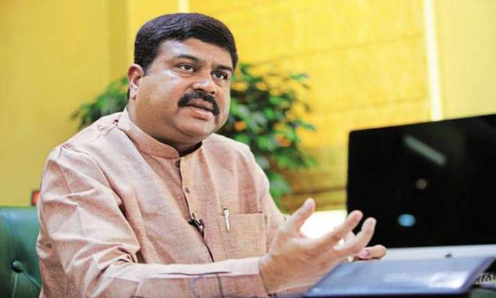 Union Minister Dharmendra Pradhan writes to steel sector employees- India TV Paisa