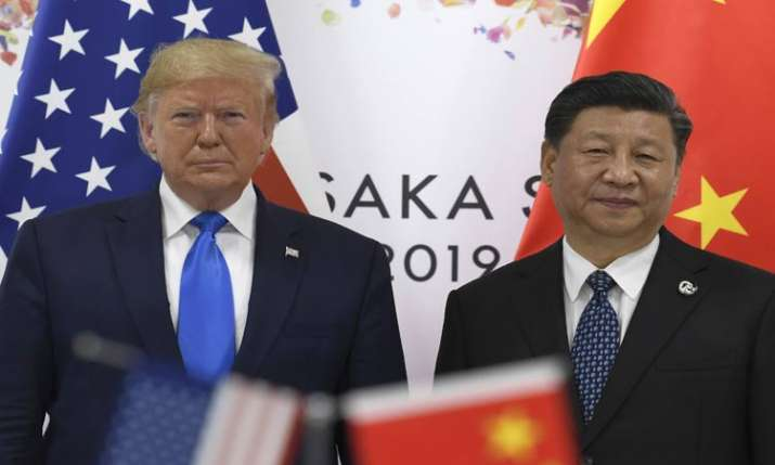 China pouring money into economy to take care of US tariffs, says Trump- India TV Paisa
