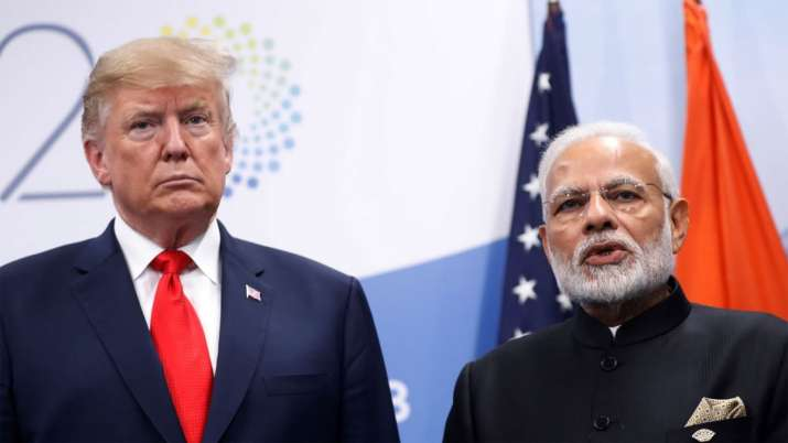 India rejects US president Donald Trump's comment on Modi seeking mediation on Kashmir   AP File Pho- India TV