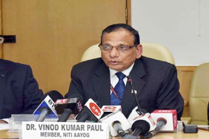 Dr. V.K. Paul, Member, NITI Aayog- India TV Paisa