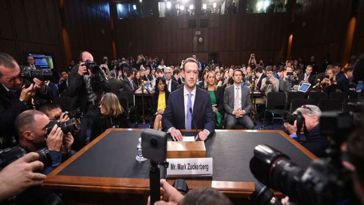 Facebook slapped with $5 billion fine over privacy violations- India TV Paisa