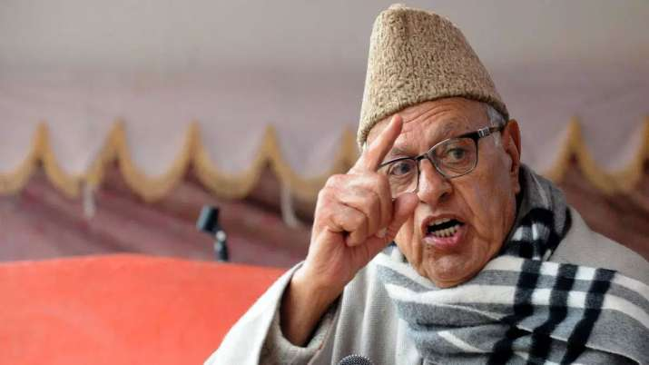 Farooq Abdullah's questioning by Enforcement Directorate in Chandigarh- India TV