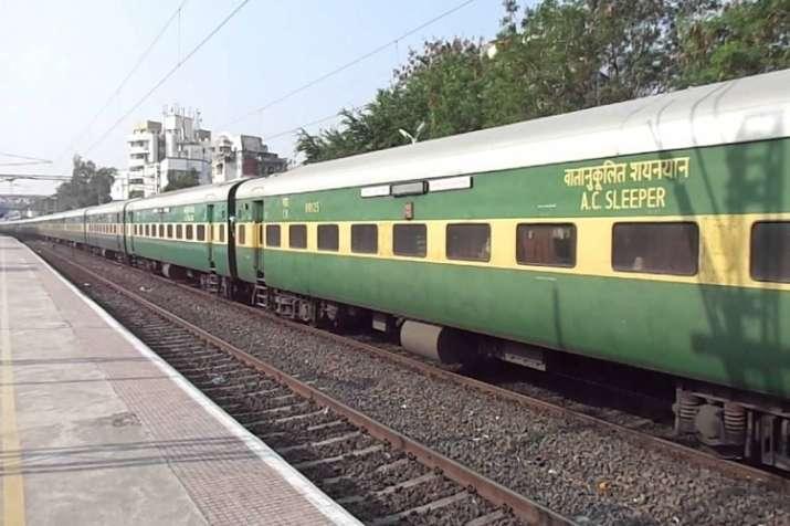 Garib Rath Express train- India TV Paisa
