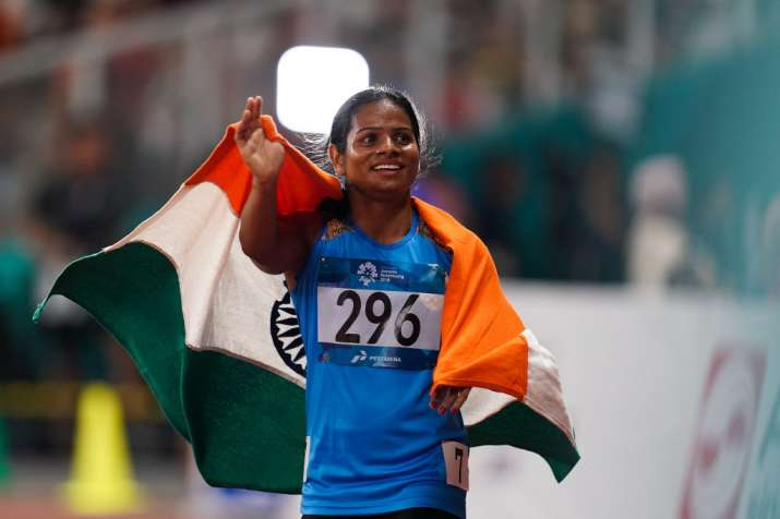 Dutee Chand, Indian Athlete- India TV
