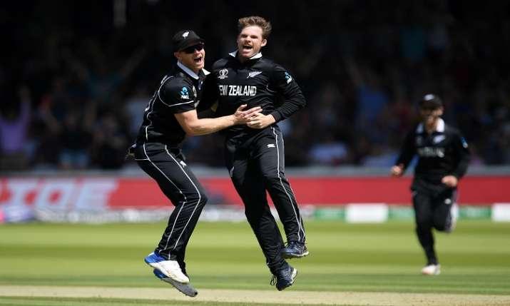 World Cup 2019: न्यूजीलैंड के...- India TV