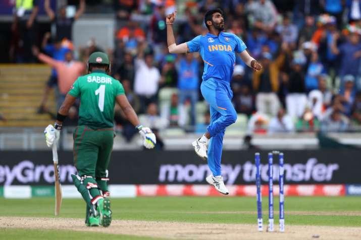 भारत बनाम बांग्लादेश, वर्ल्ड कप 2019: बांग्लादेश को हराकर सेमीफाइनल में पहुंचा भारत, रोहित और बुमराह- India TV