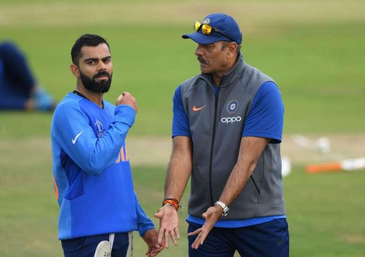 भारतीय टीम का कोच बने रहने के लिए रवि शास्त्री को फिर से करना होगा आवेदन - India TV