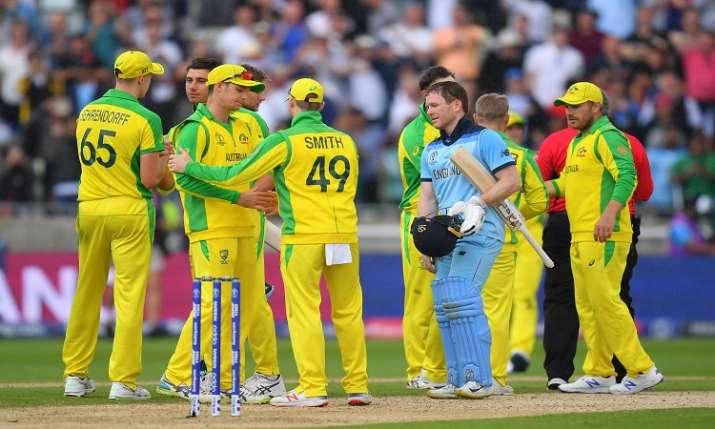 World Cup 2019: ऑस्ट्रेलिया के...- India TV