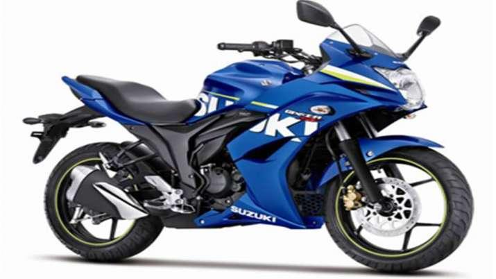 Suzuki Motorcycle launches MotoGP edition of GIXXER SF- India TV Paisa