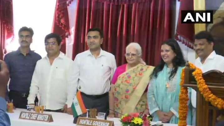 Goa CM- India TV