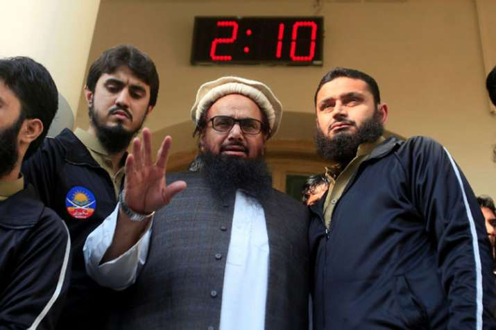 Hafiz Saeed- India TV