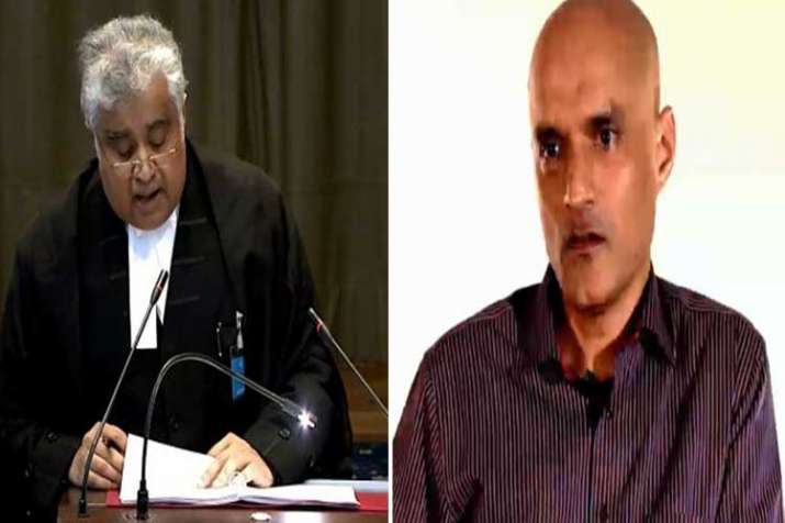 india spent one rupee in kulbhushan jadhav case and...- India TV