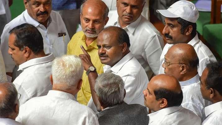 Karnataka Political Crisis Live Updates | PTI File- India TV