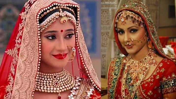 शिवांगी जोशी-हिना...- India TV
