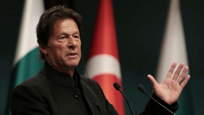 Pakistani PM Imran Khan- India TV