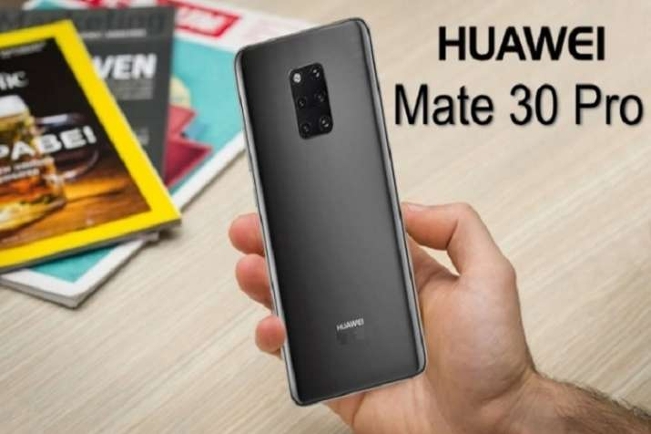 Huawei Mate 30 Pro display to be curvier than usual: report- India TV Paisa