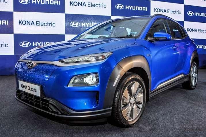 Hyundai Kona Electric car- India TV Paisa