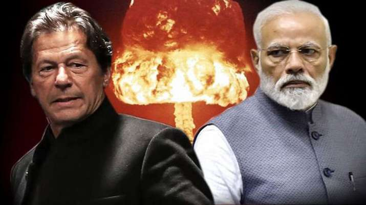 Pakistan willing to give up nuclear weapons if India does: Imran Khan- India TV