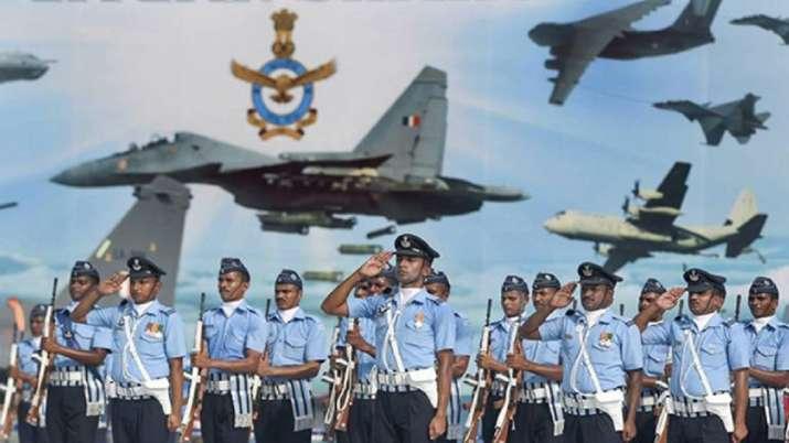 indian airforce recruitment- India TV