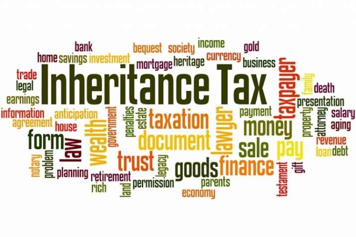 Inheritance Tax- India TV Paisa