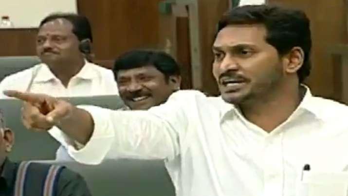 Andhra Pradesh: Chandrababu Naidu challenged CM JM Reddy to resign if proven wrong- India TV