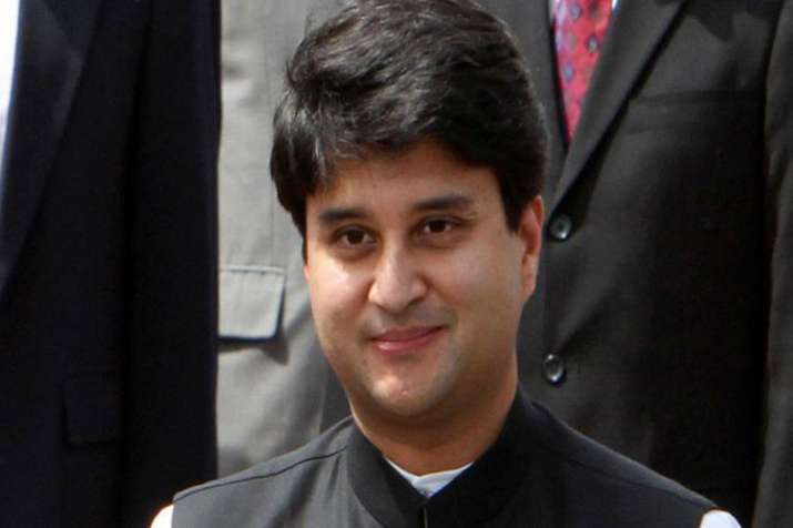 Jyotiraditya Scindia- India TV