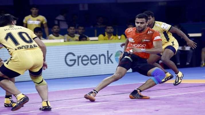 प्रो कबड्डी लीग 2019,...- India TV