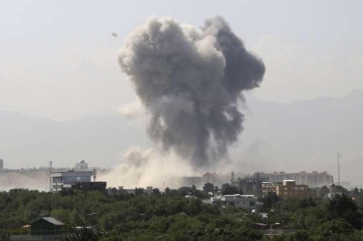kabul attack- India TV