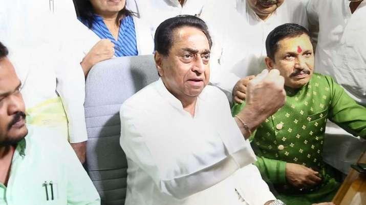 मध्य प्रदेश: कई भाजपा विधायक कांग्रेस के संपर्क में, एक के कमलनाथ से मिलने की चर्चा- India TV