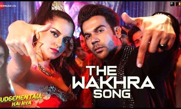 The Wakhra Song of Judgementall Hai Kya- India TV