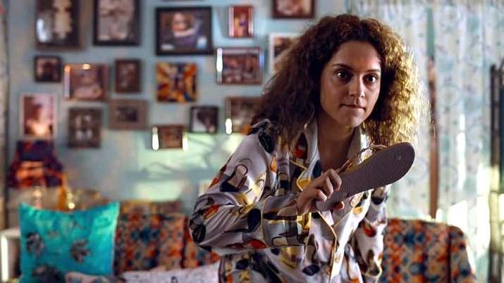 Kangana Ranaut in Judgementall Hai Kya- India TV