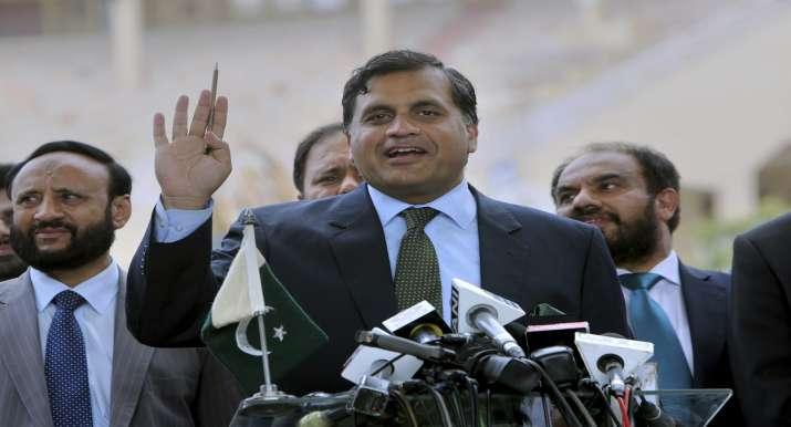Pakistan Foreign Ministry spokesman Mohammad Faisal - India TV