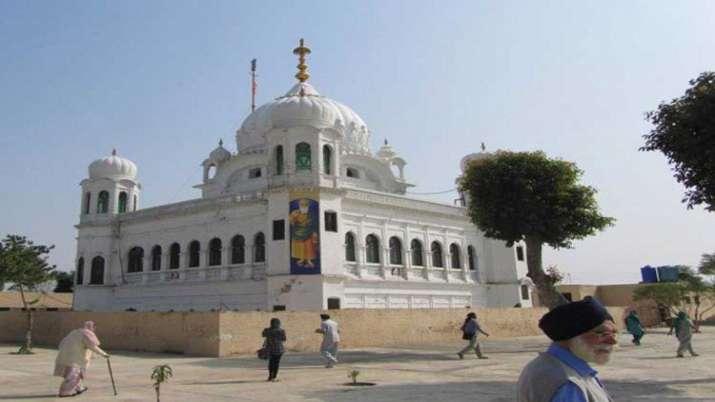 Kartarpur Sahib File Photo- India TV